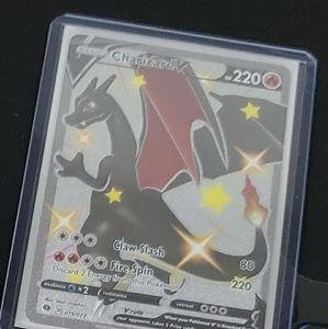 Charizard V (Shiny) Full Art, Champion's Path